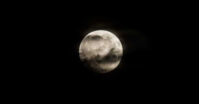 Наса жилой блок возле луны