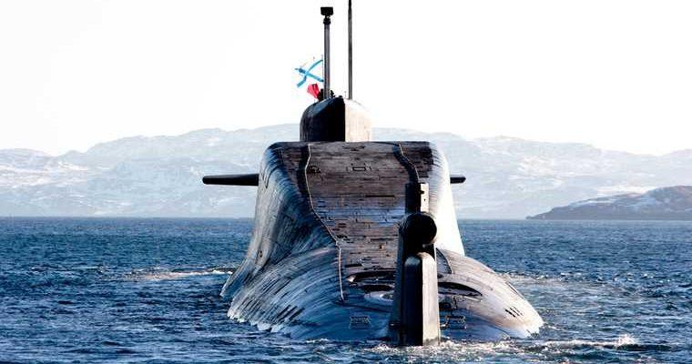 северный флот РФ