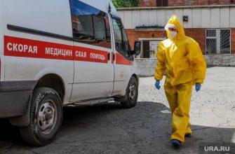 Петербург всплеск смертность июнь 2020 коронавирус