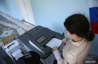 Тюменская область выборы муниципалитеты