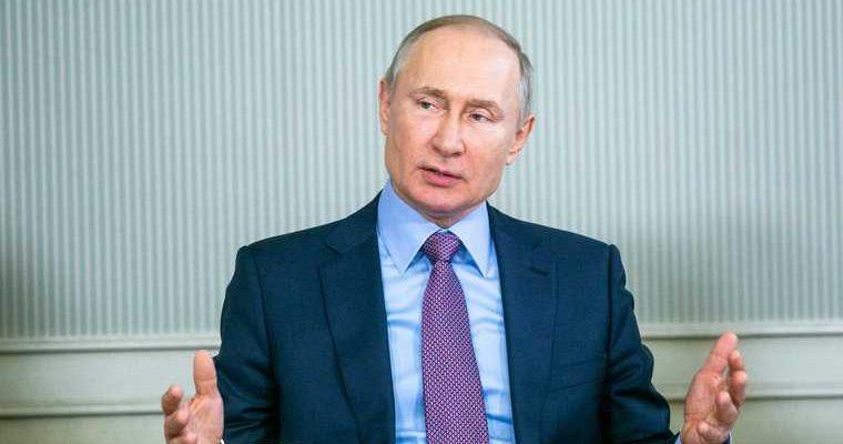 Кремль ответил на сообщения о тайной встрече Путина и Лукашенко