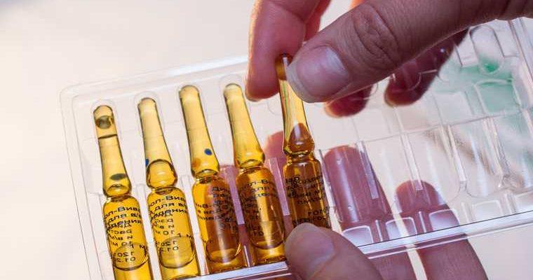 коронавирус данные испытание вакцины Минздрав Мурашко