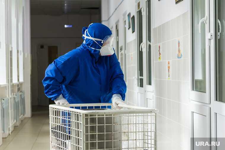 Челябинская область коронавирус COVID заражения умерли 18 августа