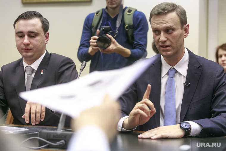 Навальный где сейчас