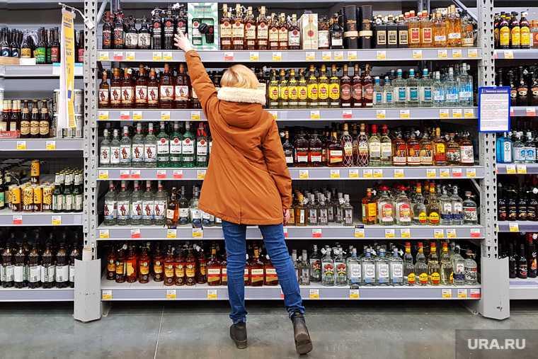 маркировку крепкого алкоголя введут в случае успеха эксперимента с пивом