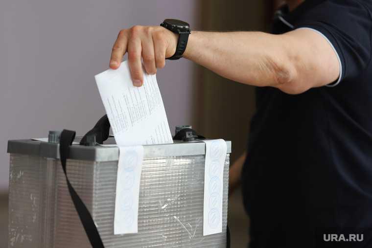 Голосование ЯНАО явка в первый день