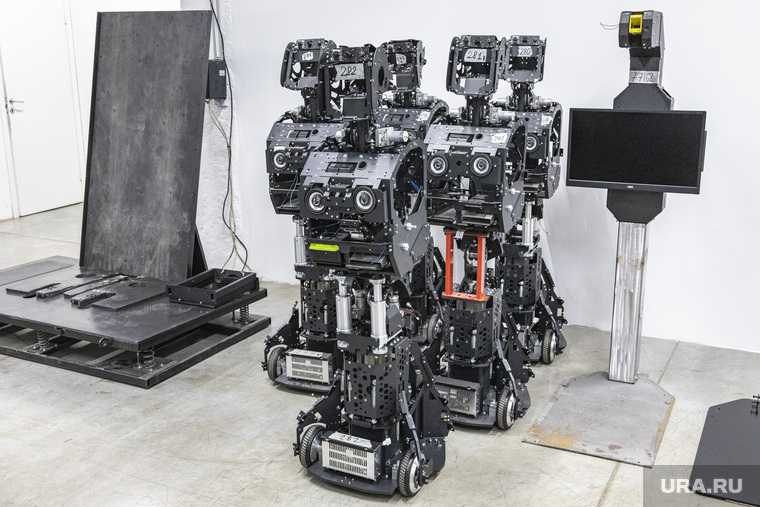 робот наблюдатель
