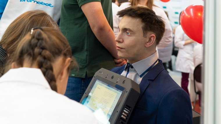 Роботы примут участие в выборах губернатора Пермского края. ФОТО