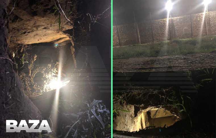 Шесть заключенных вырыли тоннель и сбежали из колонии в Дагестане. ФОТО