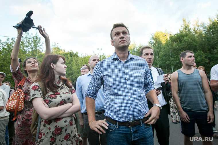 Алексей Навальный расследование ФБК фигуранты европейские активы заморозка