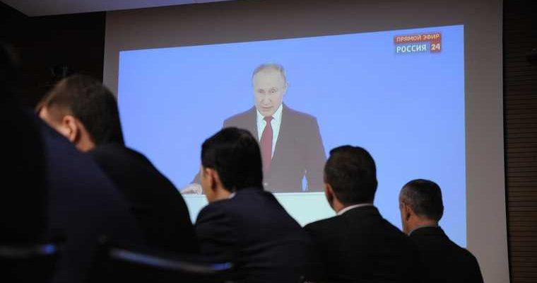 Путин тур Урал сроки