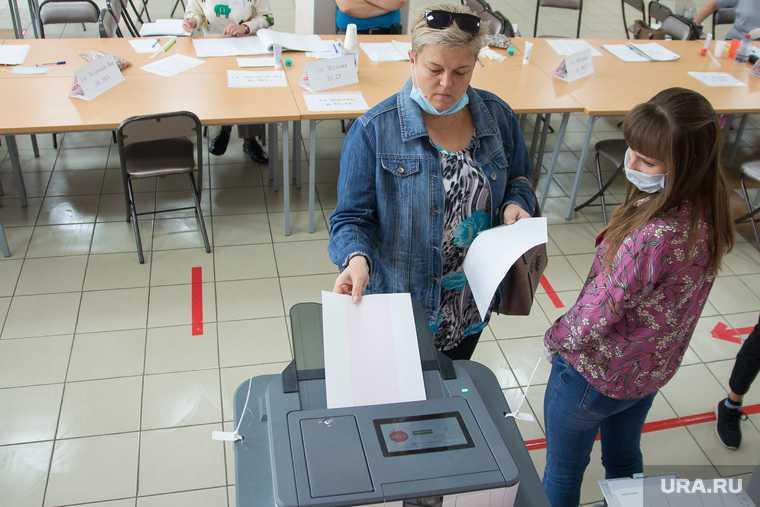 единый день голосования Россия окончание избирательные участки