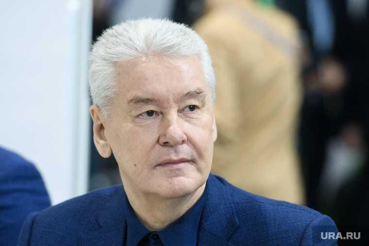 вторая волна коронавирус Москва Сергей Собянин реакция соцсети твиттер