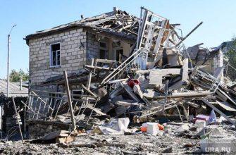 Азербайджан Армения нарушение перемирия