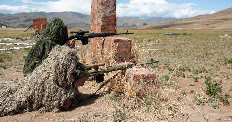 украинские наемники в Нагорном Карабахе