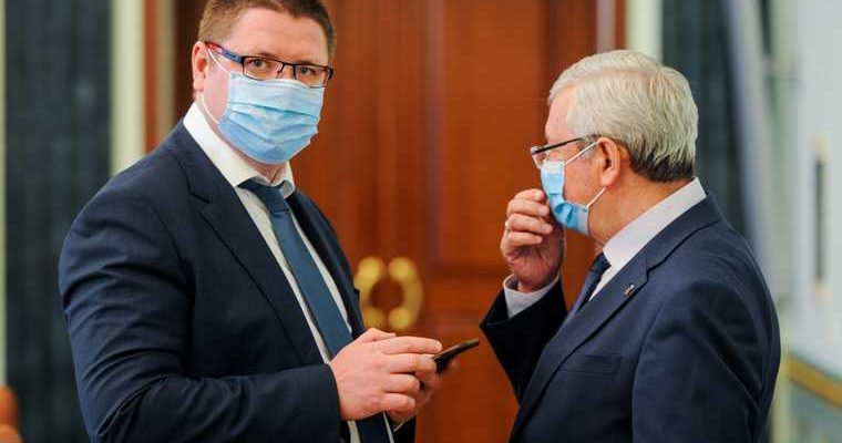 Анатолий Векшин коронавирус