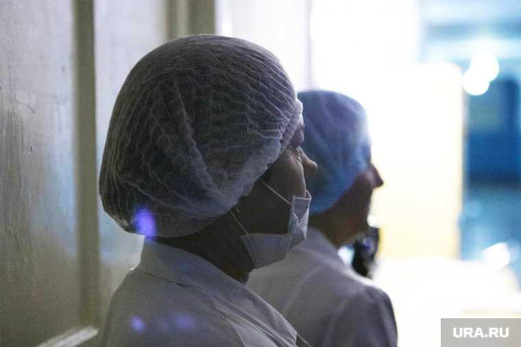 окружная больница ЯНАО прекратила принимать пациентов