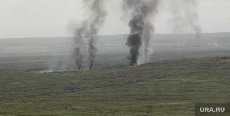 конфликт Армения Азербайджан Карабах боевики