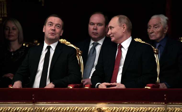 Путин создать комиссия по борьбе с инфекциями