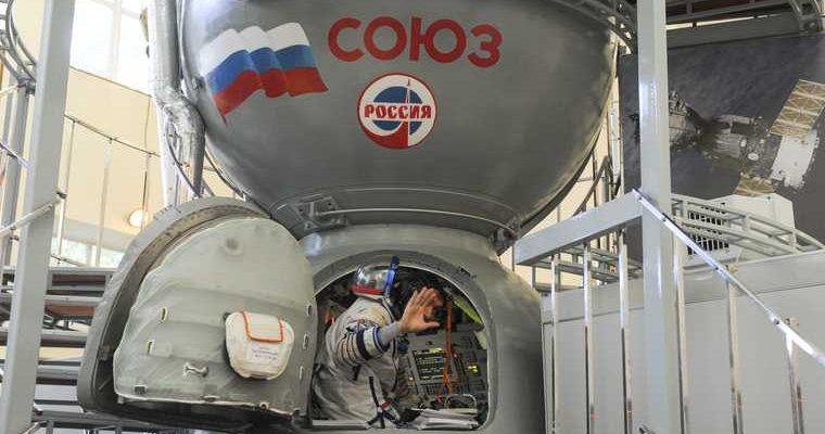 защита космонавтов от коронавируса