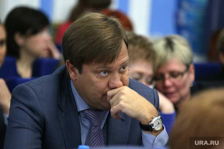 вакантный мандат депутата Ушаков