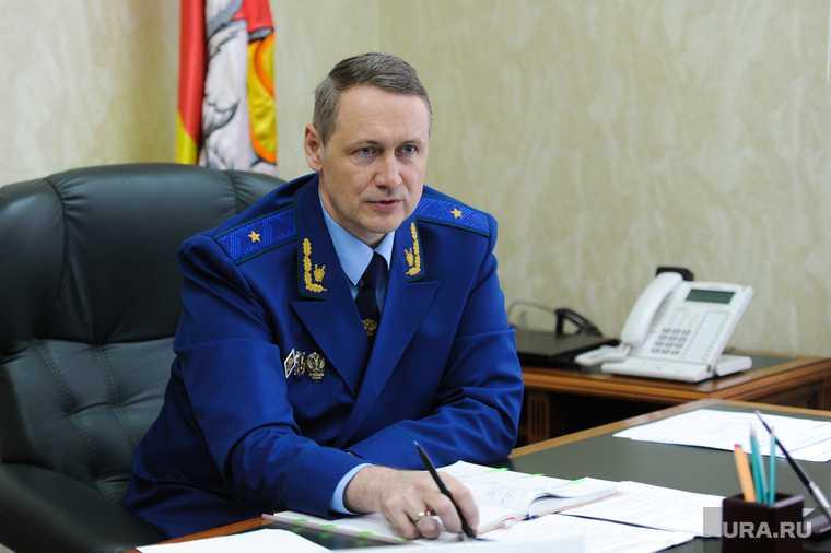 Прием по личным вопросам прокурором области Виталием Лопиным, в Приемной Президента РФ. Челябинск