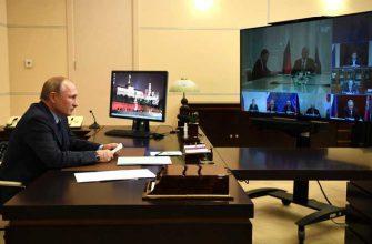 Путин совещание космос