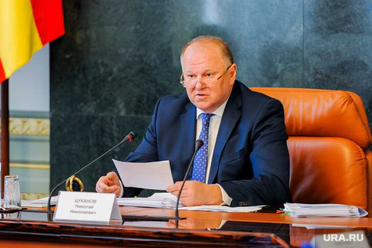 назначение полпред Николай Цуканов