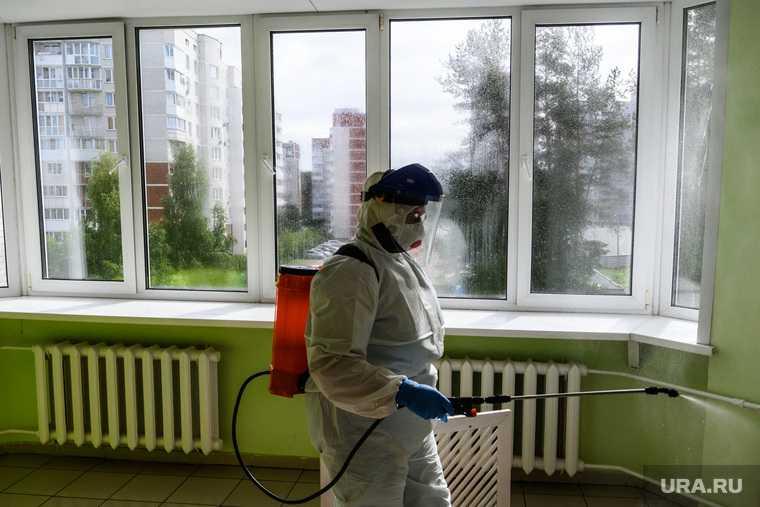 жесткие ограничения коронавирус Россия
