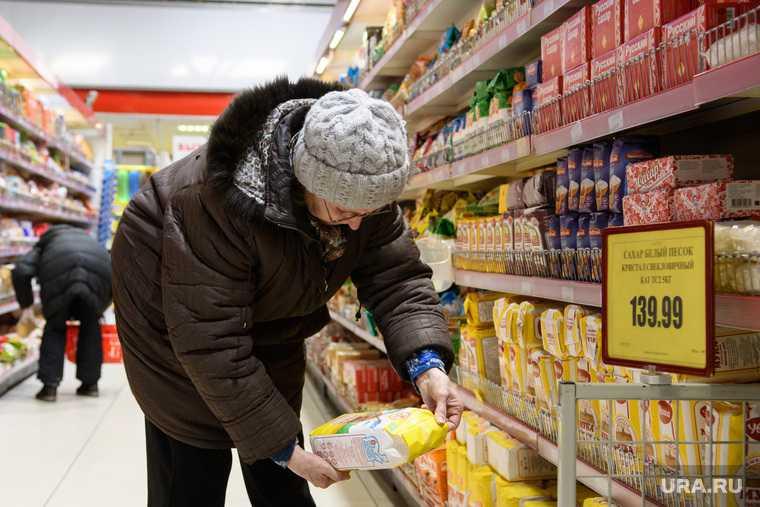 продуктовая инфляция