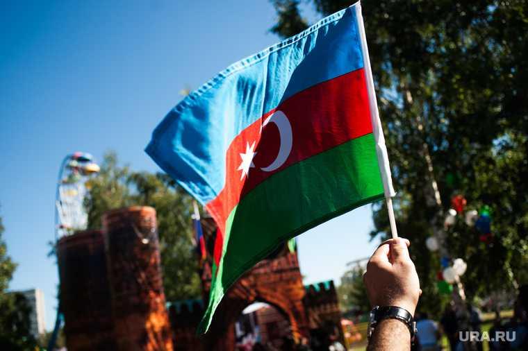 разгон азербайджанцев