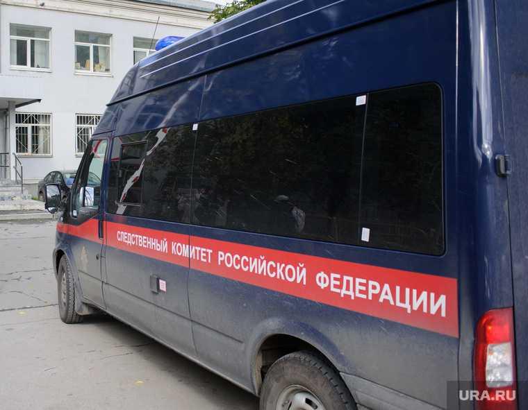 тела двух детей Москва