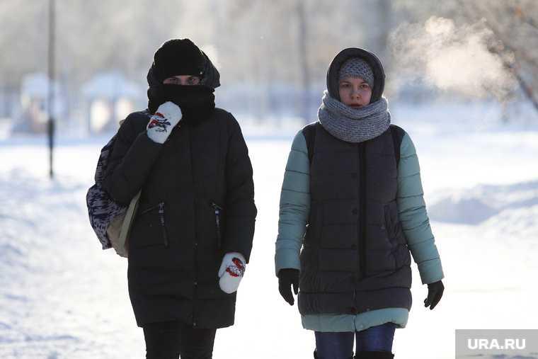 резкое похолодание и потепление Пермский край