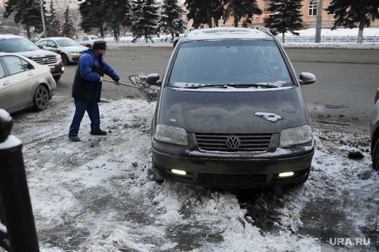 Челябинская область Текслер дорожники