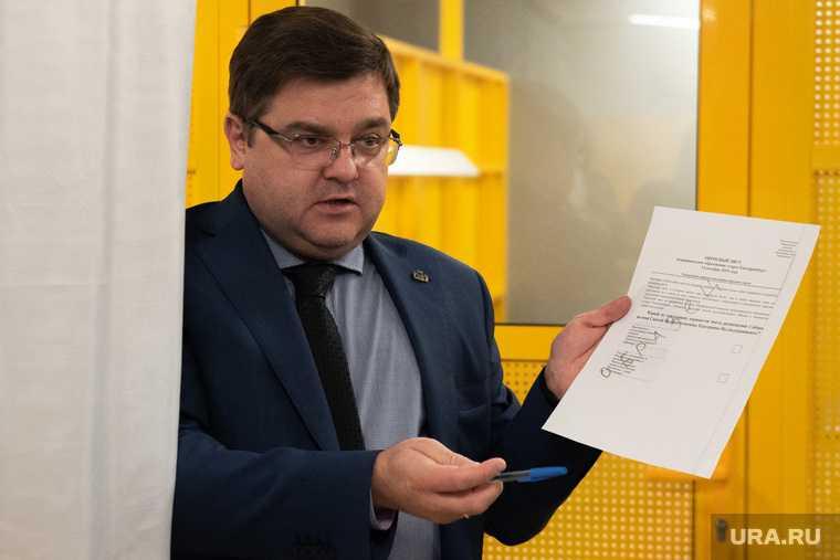 Илья Захаров ЦУР довыборы
