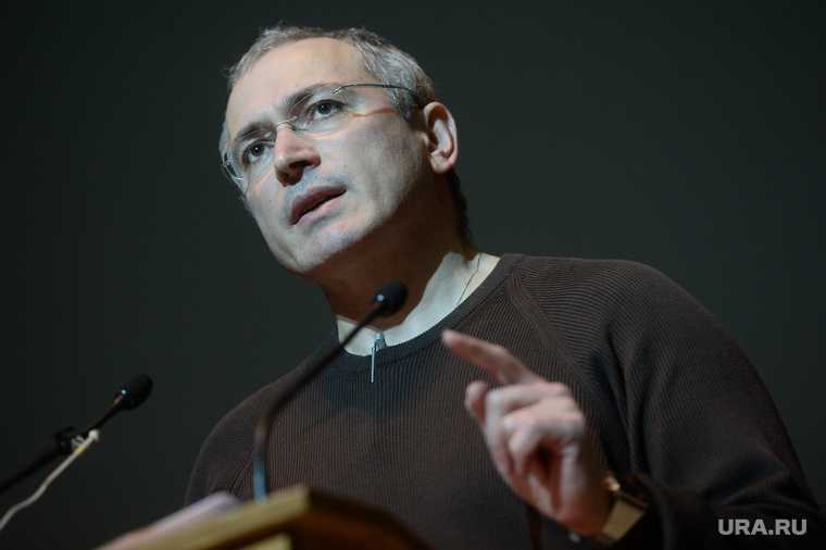 Дерипаска Ходорковский санкции
