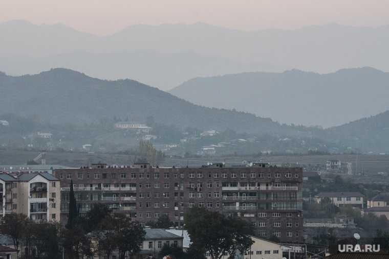 Армения Карабах столкновения
