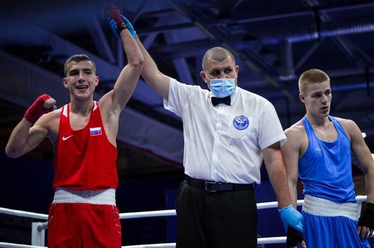 свердловские боксеры турнир бокс Петеребург