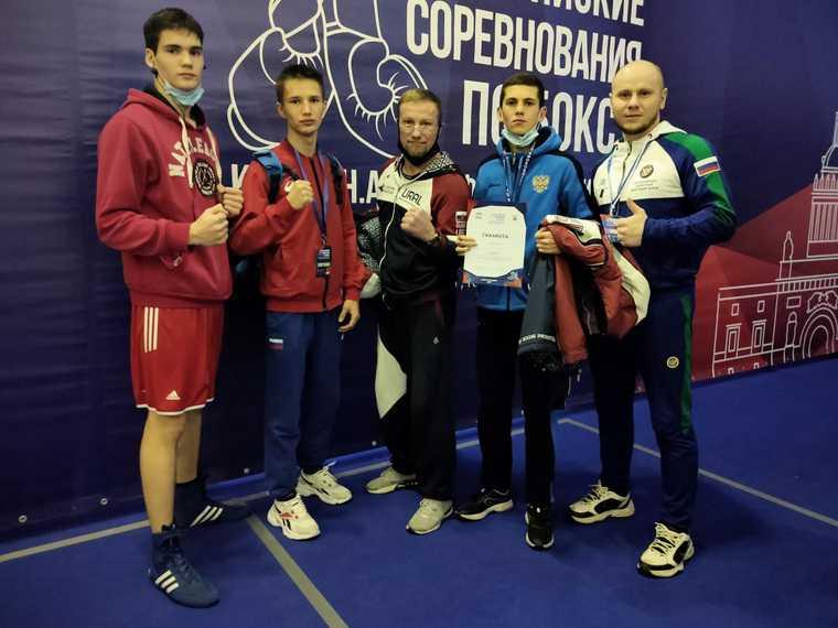 Свердловчане попали в список лучших боксеров страны. С ними конкурировали 250 спортсменов