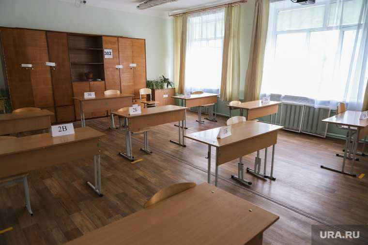 школьники Челябинская область досрочные каникулы перевели коронавирус COVID