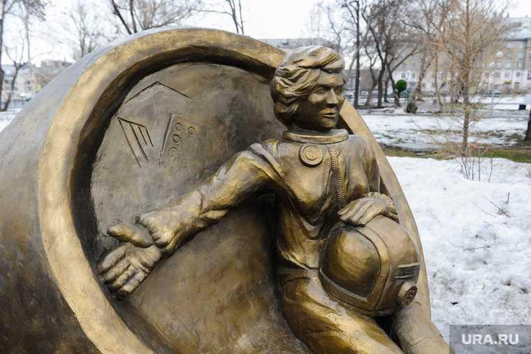 Рждественская памятник Терешковой