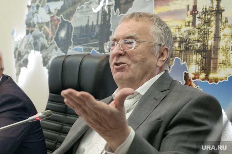 жириновский предвыборка