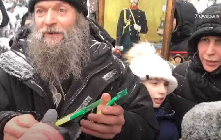Адепты Сергия рассказали о «чудесах» в обители, пока он в СИЗО. Видео