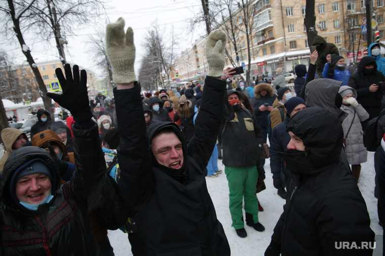 акция вподдержку Навального Пермь политологи