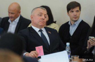 Челябинск гордума Виталий Родионов долги депутат