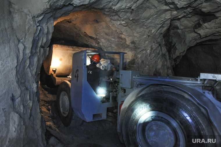 причины гибели в шахтах