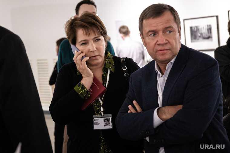 Выставка «Юрий Рост. Люди» в арт-галерее Ельцин Центра. Екатеринбург