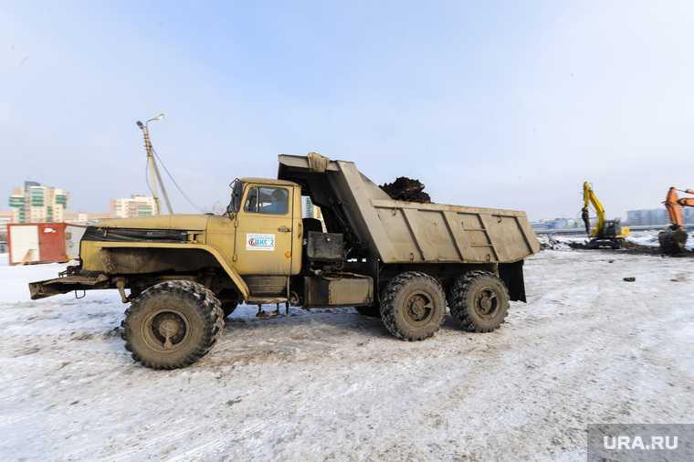Курганская область непогода зима гололед трассы ограничение движения ГИБДД правительство