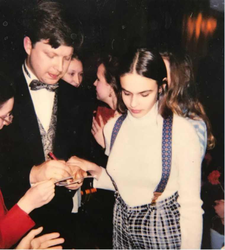 Водонаева призналась, в кого была влюблена в 13 лет. Фото
