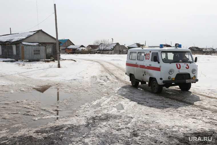Челябинская область погода режим ЧС буран снегопад скорая помощь смерть